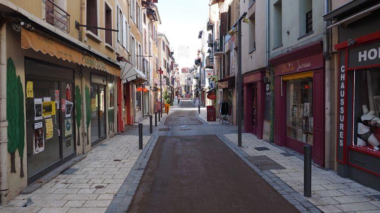 After-Gap rue Jean Eymar