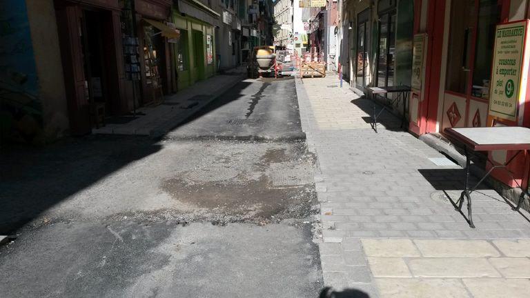 Before-Gap rue Jean Eymar